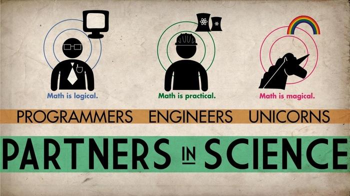 programming, science, mathematics, magic, Portal