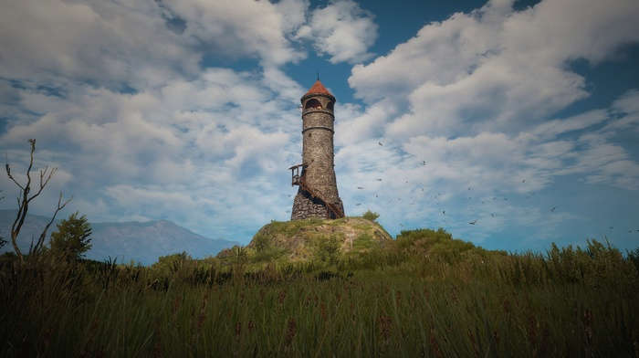 nature, The Witcher 3 Wild Hunt, lighthouse