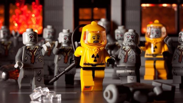 LEGO, zombies