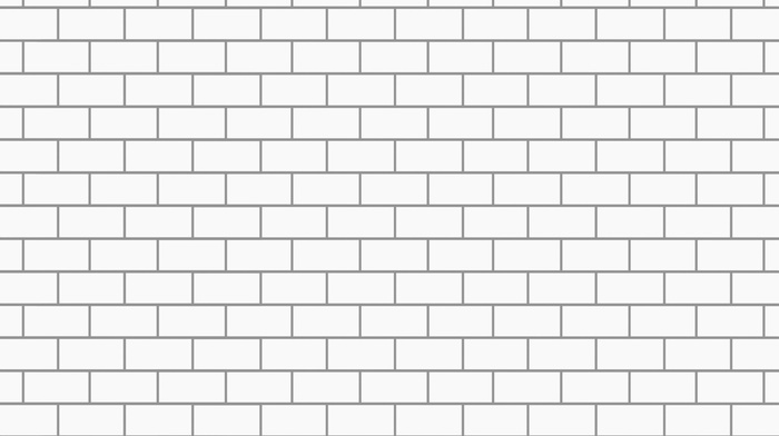 psychedelic rock, white background, minimalism, digital art, bricks, music, the wall, abstract, pink floyd, walls, album covers
