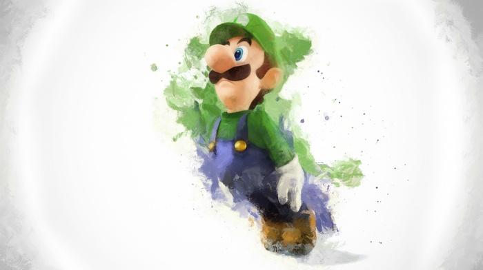 Super Smash Brothers, Luigi