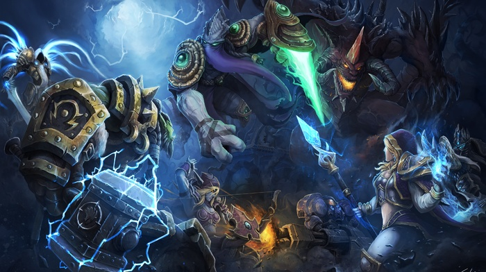 heroes of the storm, contests, Sylvanas Windrunner, Blizzard Entertainment