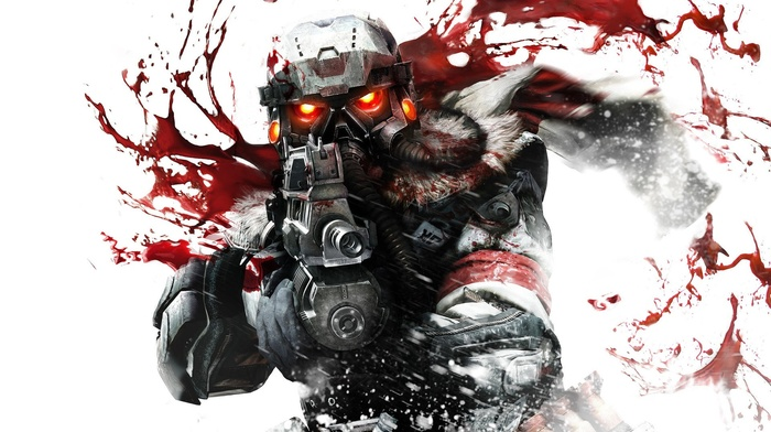 gun, soldier, Killzone 3