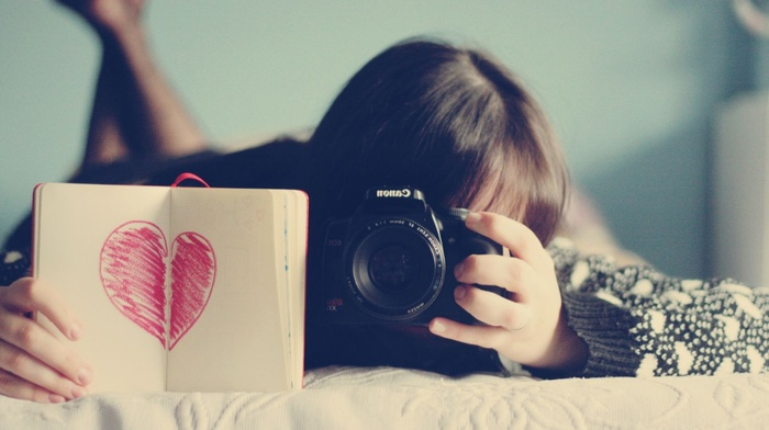 photography, photographers, girl, camera, Canon
