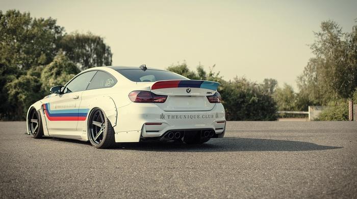 Liberty Walk, BMW M4, BMW, LB Performance, car