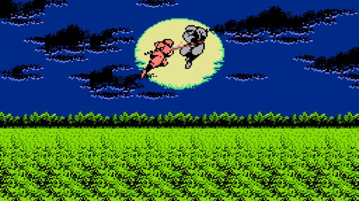 Ninja Gaiden, retro games, video games