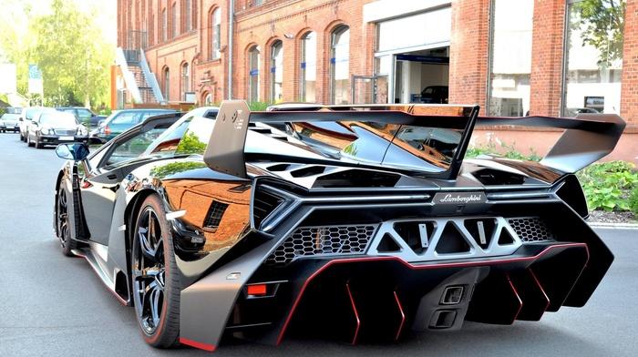 vehicle, Lamborghini, car, Lamborghini Veneno