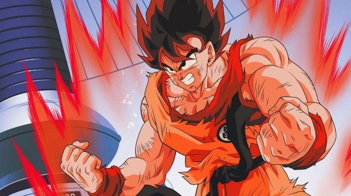 Son Goku, Dragon Ball Z, Dragon Ball