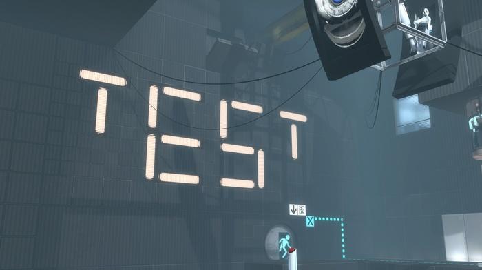 door, Portal, test operation, digital art