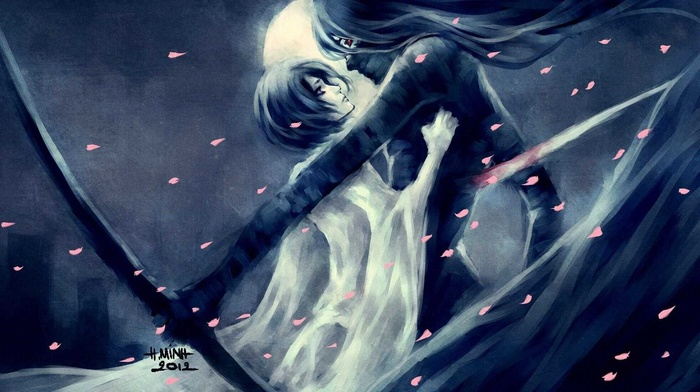 Bleach, fantasy art
