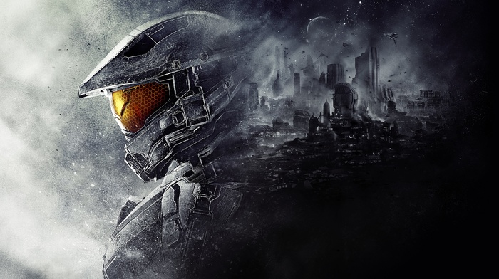 Halo, video games, Halo 5