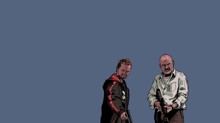 Heisenberg, Walter White, Breaking Bad, Jessie Pinkman