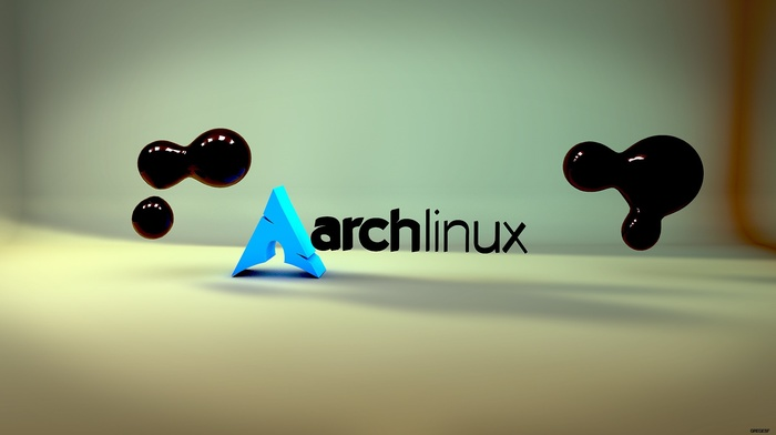 minimalism, render, arch, Arch Linux, Unix, Linux, operating systems