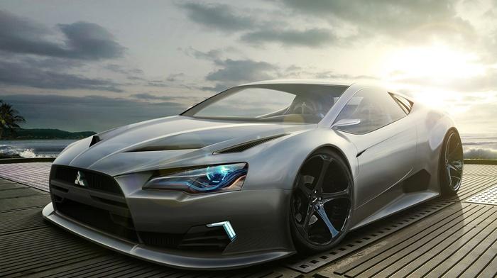 Mitsubishi, concept cars, cars