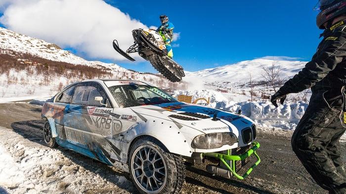 BMW, drift, BMW M3, cars, nature, speed hunters