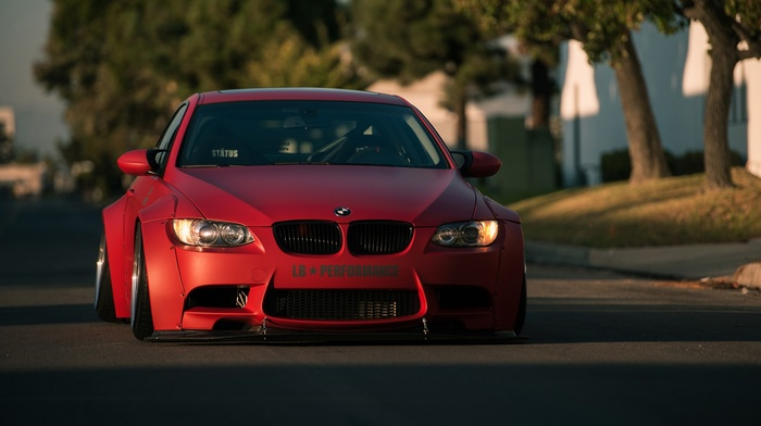 car, Liberty Walk, LB Performance, BMW, BMW E92 M3, speed hunters, BMW E92