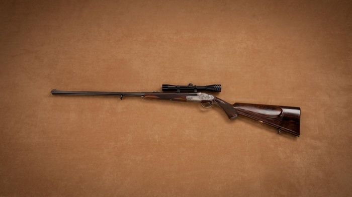 rifles, gun