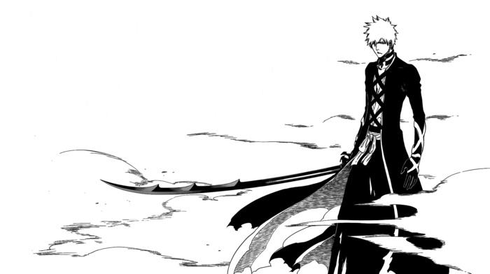 Bleach, Kurosaki Ichigo, manga