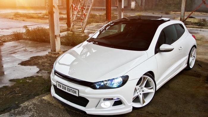 Volkswagen Scirocco, cars