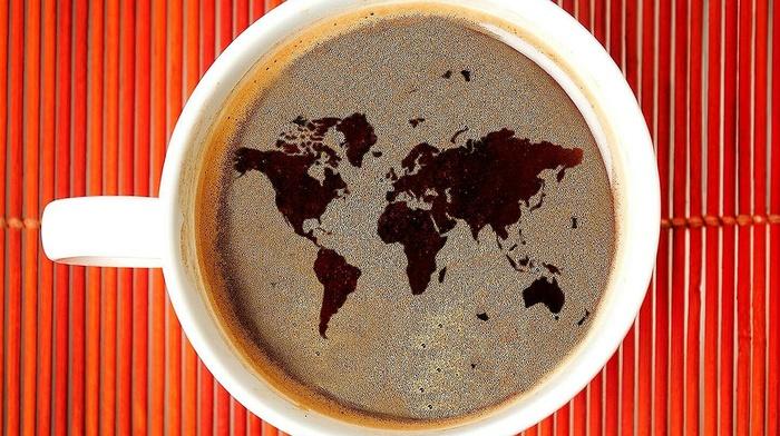 coffee, drink, world