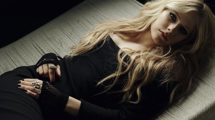 blonde, celebrity, Avril Lavigne, singer, girl