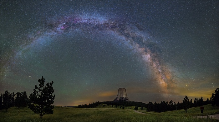 sky, galaxy, planet, stars, science, NASA