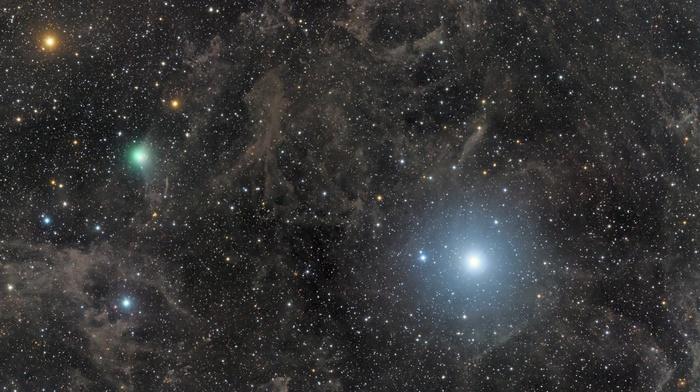 NASA, sky, galaxy, planet, science, stars