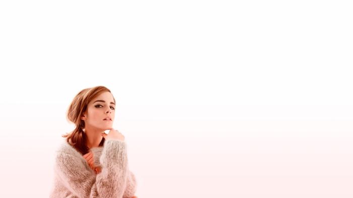 Emma Watson, actress, edit, girl