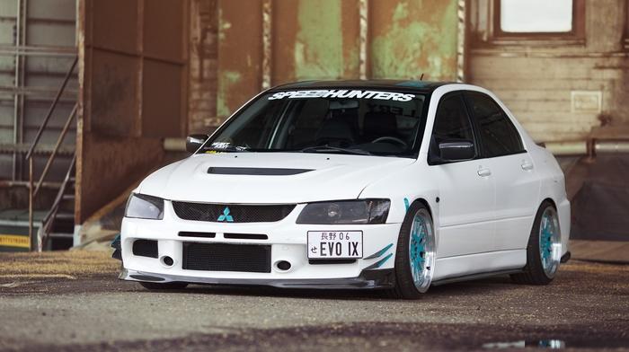 Mitsubishi Lancer, Mitsubishi, evo, car, tuning, JDM