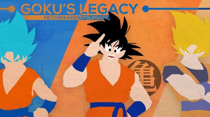 Super Saiyan, Dragon Ball, Son Goku, Dragon Ball Super