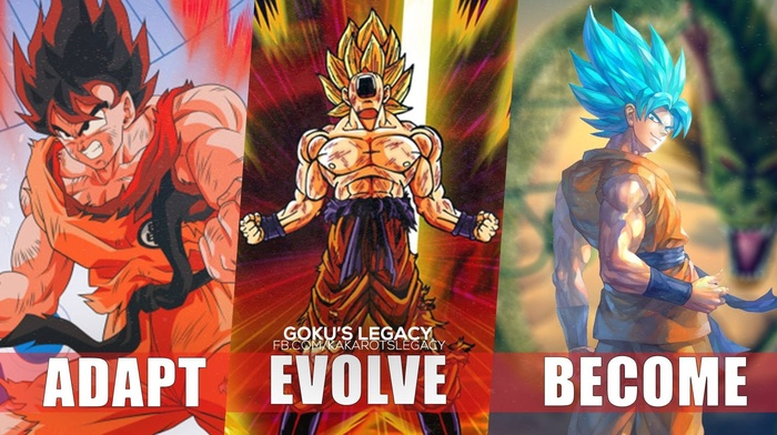 Dragon Ball Z, Super Saiyan 2, Super Saiyan God, Son Goku, Dragon Ball, Super Saiyan