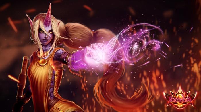 Soraka, League of Legends