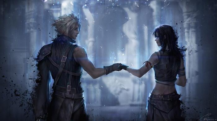 Tifa Lockhart, Cloud Strife, Final Fantasy