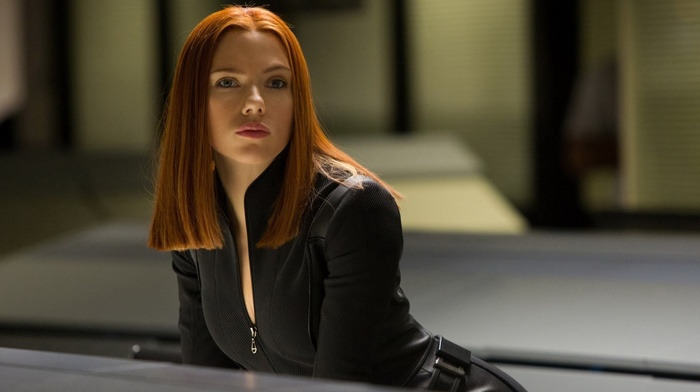 Black Widow, Scarlet Johansson