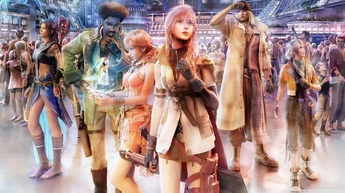 Claire Farron, Final Fantasy XIII, Final Fantasy