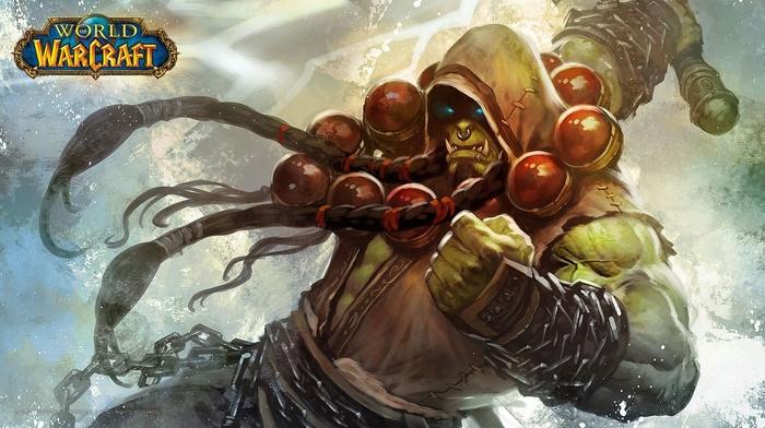 gamers, Warcraft, Thrall, World of Warcraft