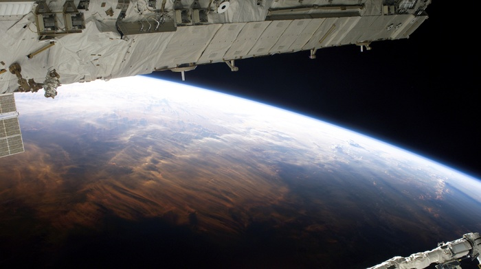 Earth, hoax, photography, International Space Station, space art, space