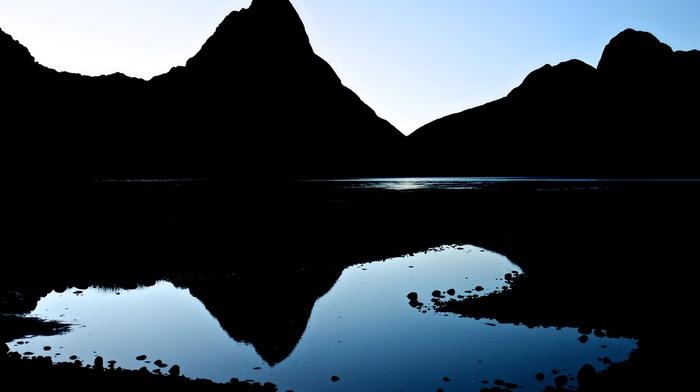 water, mountains, photography, landscape, reflection, lake, nature