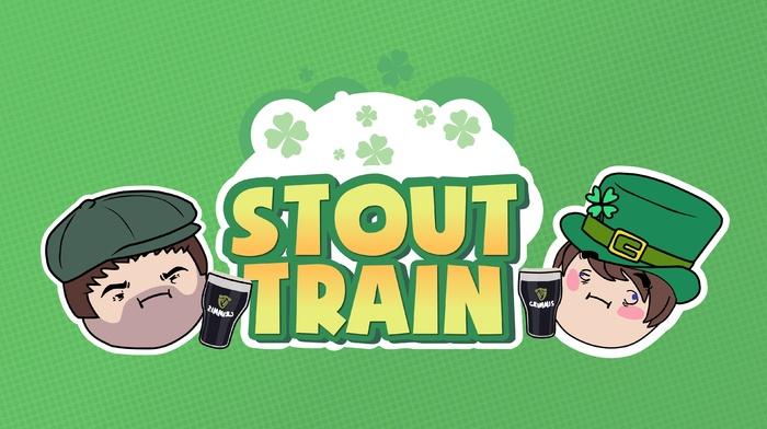 video games, YouTube, Game Grumps, Steam Train