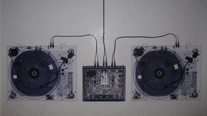 music, sound mixers, DJ, Gramophone