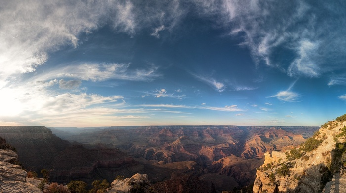 landscape, canyon, nature, photography