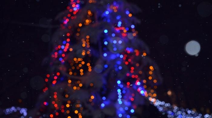 Christmas, LEDs