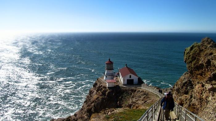 california, landscape, Point Reyes