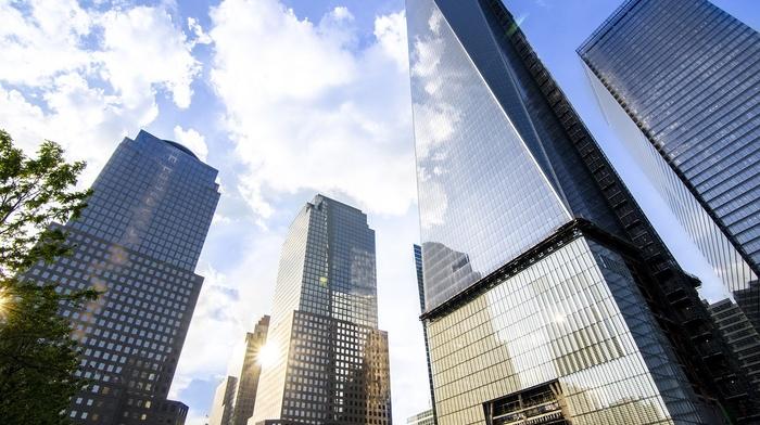 city, photography, urban, One World Trade Center, skyscraper, building, New York City