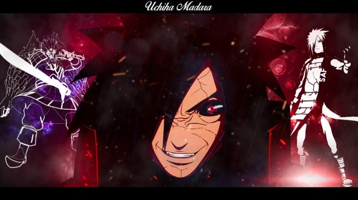 Mangekyou Sharingan, Susanoo character, Uchiha Sasuke, Uzumaki Naruto, Eternal Mangekyou Sharingan, Konoha, Uchiha Madara, Gaara