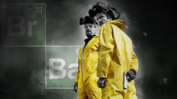 selective coloring, Breaking Bad