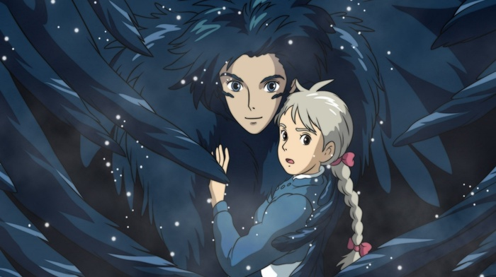 movies, Howl, Howls Moving Castle, anime, anime girls, Hayao Miyazaki, Studio Ghibli