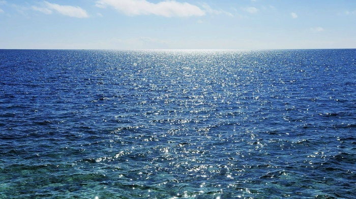 sea, water, photography, nature