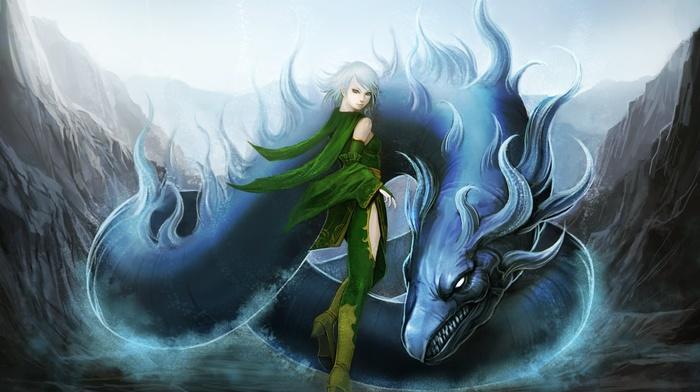 Rydia, Final Fantasy IV, Eidolon, Final Fantasy