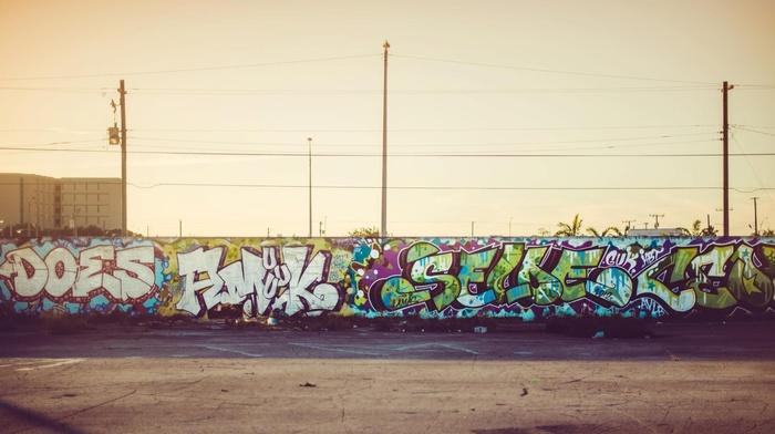 city, wall, graffiti, photography, urban